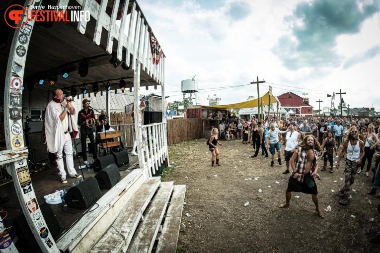 The Helloweeners op Zwarte Cross Festival 2019 - Zondag foto