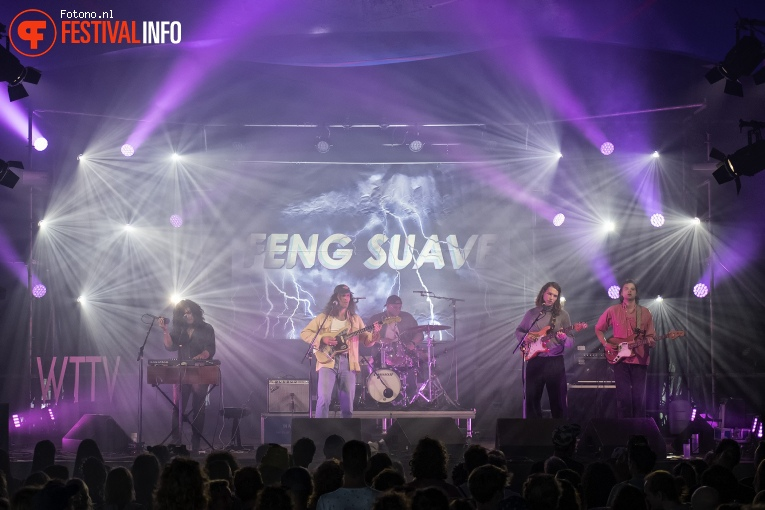 Feng Suave op Welcome To The Village 2019 - zondag - foto