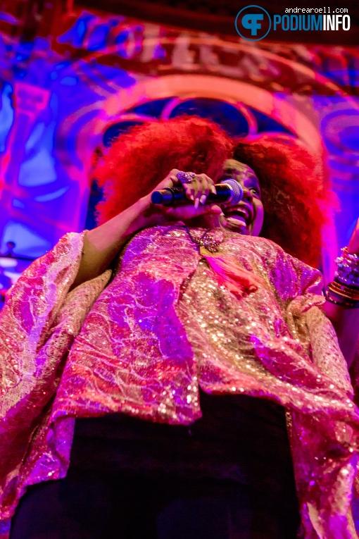 Betty Wright op Betty Wright - 23/07 - Paradiso foto