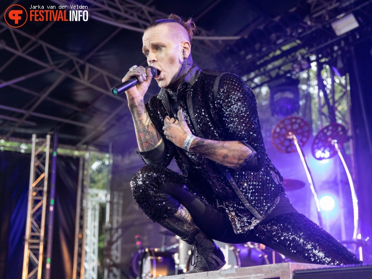 Foto Lord Of The Lost op Amphi Festival 2019