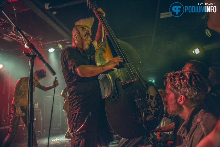 Demented Are Go! op Demented Are Go - 27/07 - Baroeg foto