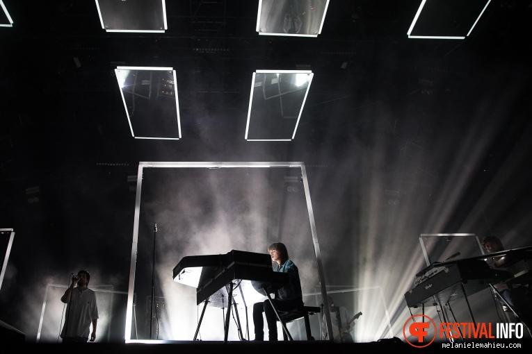 Charlotte Gainsbourg op Paléo Festival 2019 foto