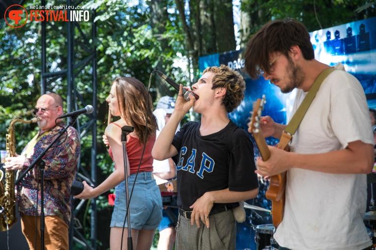 hubert Lenoir op Paléo Festival 2019 foto