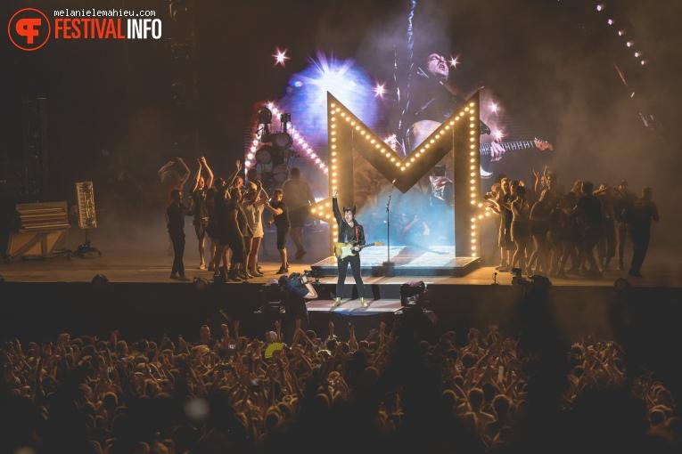 -M- op Paléo Festival 2019 foto