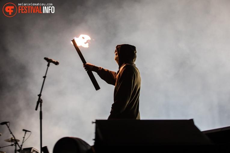 Twenty One Pilots op Paléo Festival 2019 foto