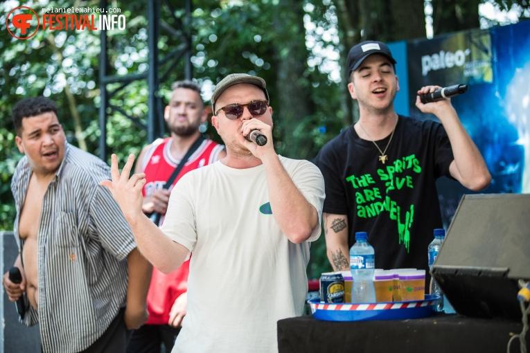 Dead Obies op Paléo Festival 2019 foto