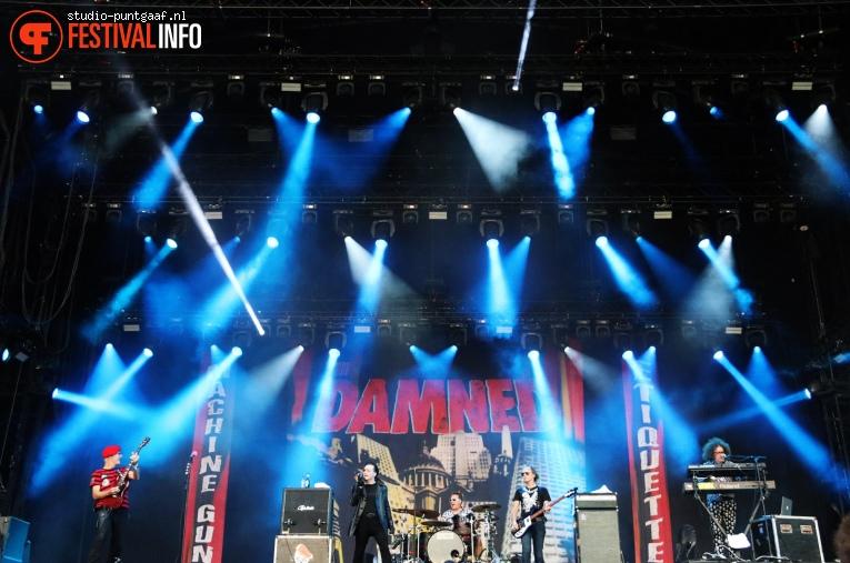 Foto The Damned op Lokerse Feesten 2019 - Dinsdag