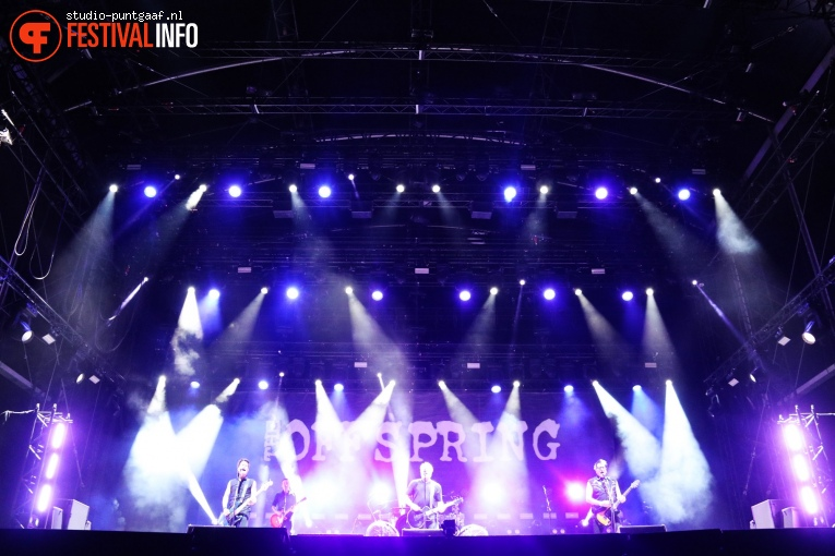 Foto The Offspring op Lokerse Feesten 2019 - Dinsdag