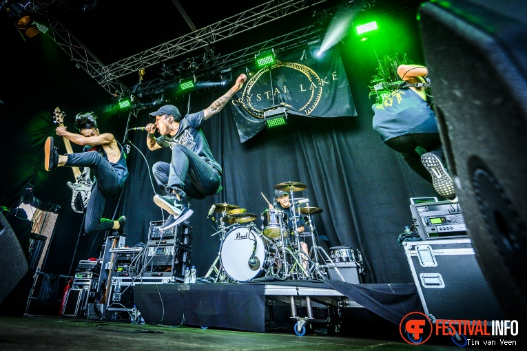 Crystal Lake op Into The Grave 2019, Zaterdag foto
