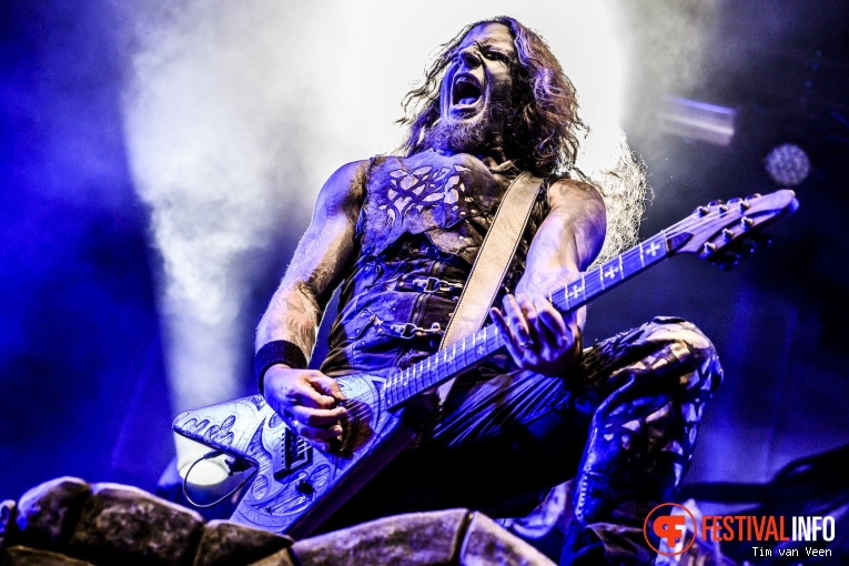 Powerwolf op Into The Grave 2019, Zaterdag foto