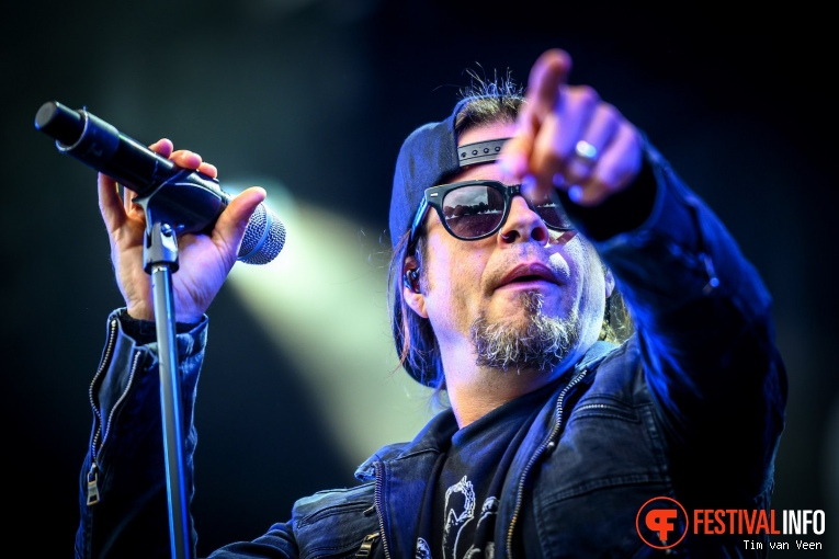 Queensrÿche op Into The Grave 2019, Zaterdag foto