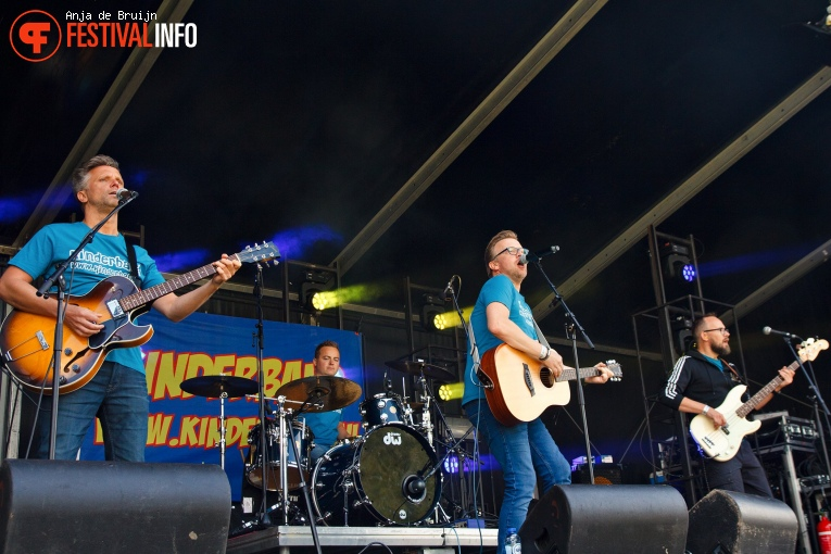 Foto De Kinderband op Waterpop 2019