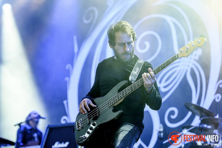 Foto Opeth op Into The Grave 2019, Zondag
