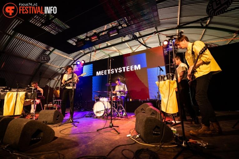 Meetsysteem op Lowlands 2019 - Vrijdag foto