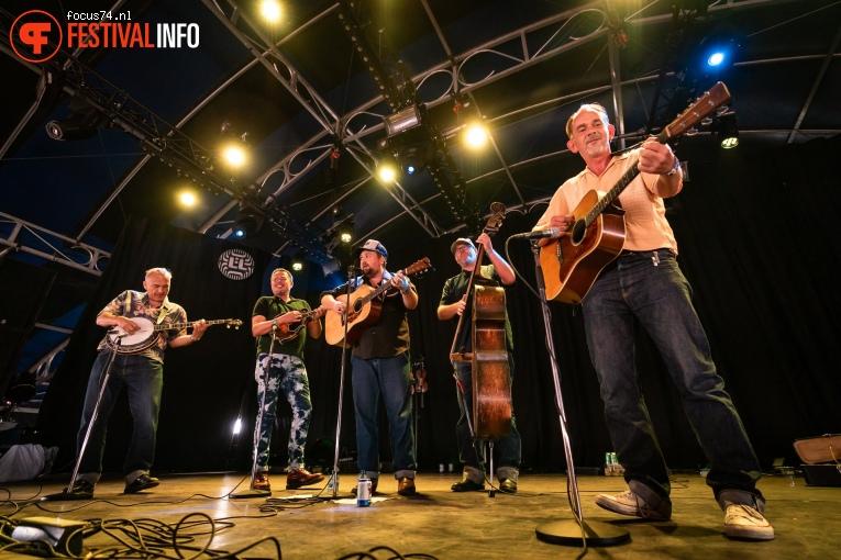 Foto Tim Knol & Blue Grass Boogiemen op Lowlands 2019 - Vrijdag
