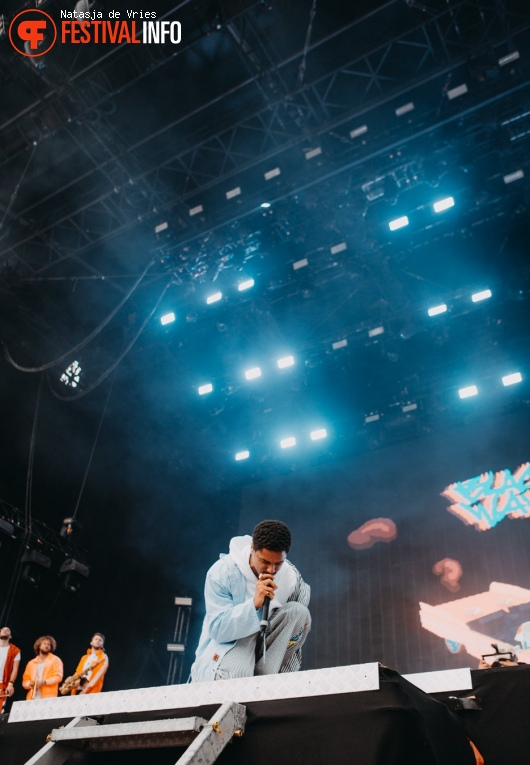 Foto Blackwave. op Pukkelpop 2019 - vrijdag