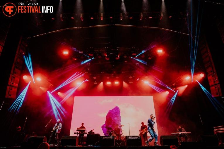 The Story So Far op Pukkelpop 2019 - zaterdag foto