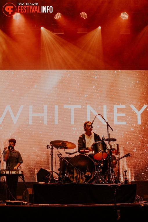 Whitney op Pukkelpop 2019 - zaterdag foto