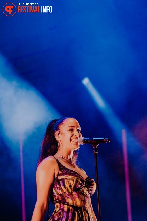 Jorja Smith op Pukkelpop 2019 - zaterdag foto
