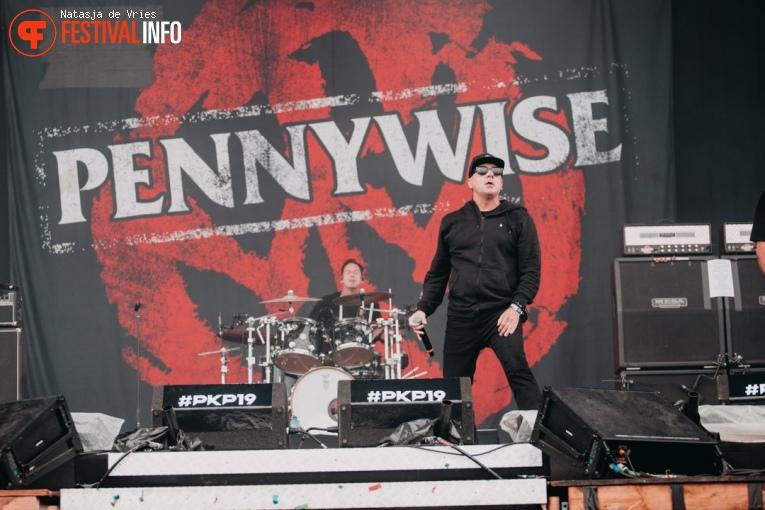 Pennywise op Pukkelpop 2019 - zondag foto