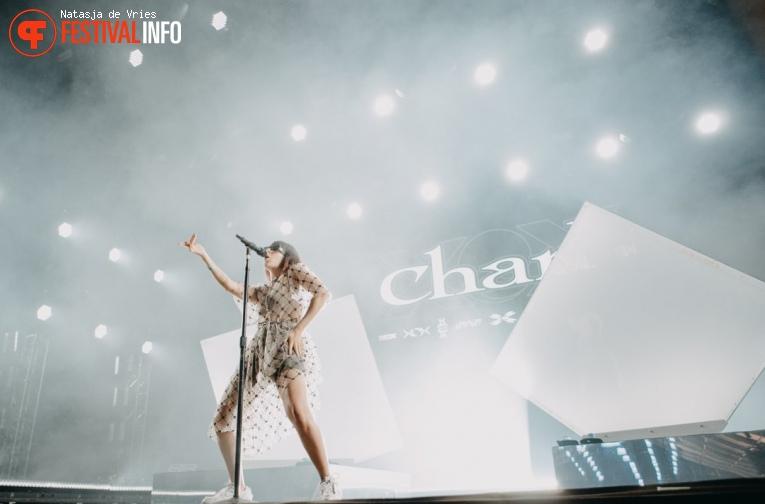 Charli XCX op Pukkelpop 2019 - zondag foto