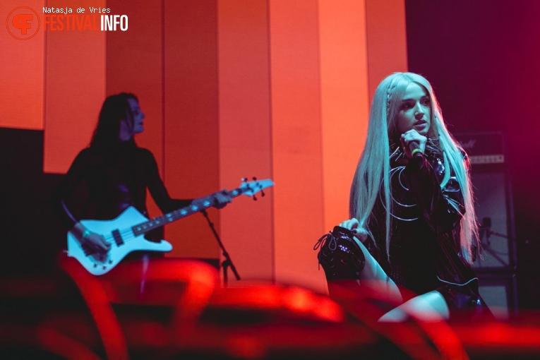 Poppy op Pukkelpop 2019 - zondag foto