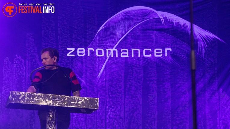 Zeromancer op M'era Luna 2019 foto