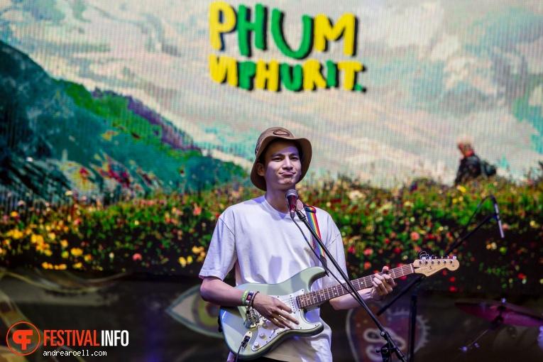Phum Zihuret op Sziget 2019 - donderdag foto