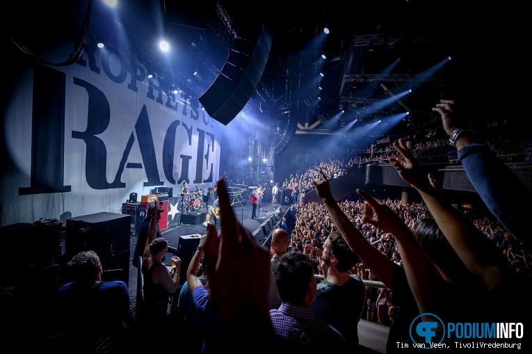 Prophets of Rage op Prophets of Rage - 19/8 - TivoliVredenburg foto