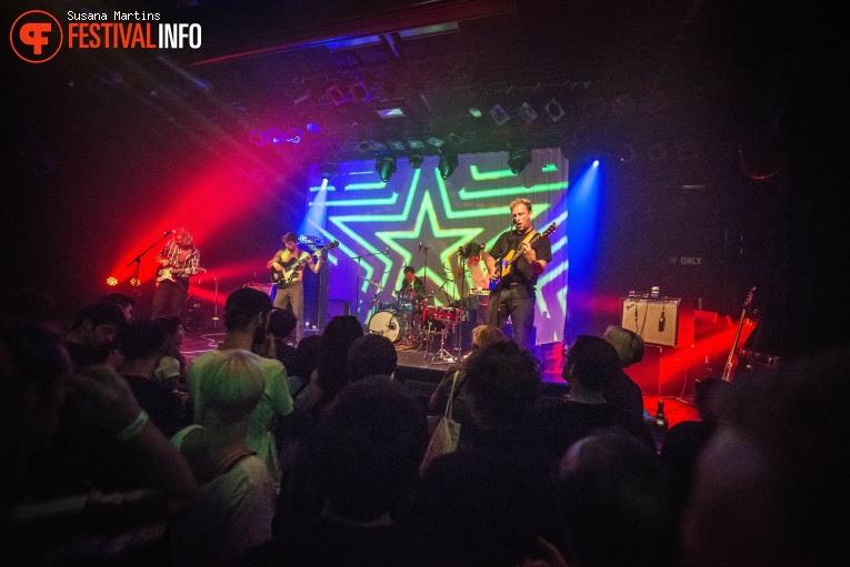 Iguana Death Cult op Fuzz Club Eindhoven foto