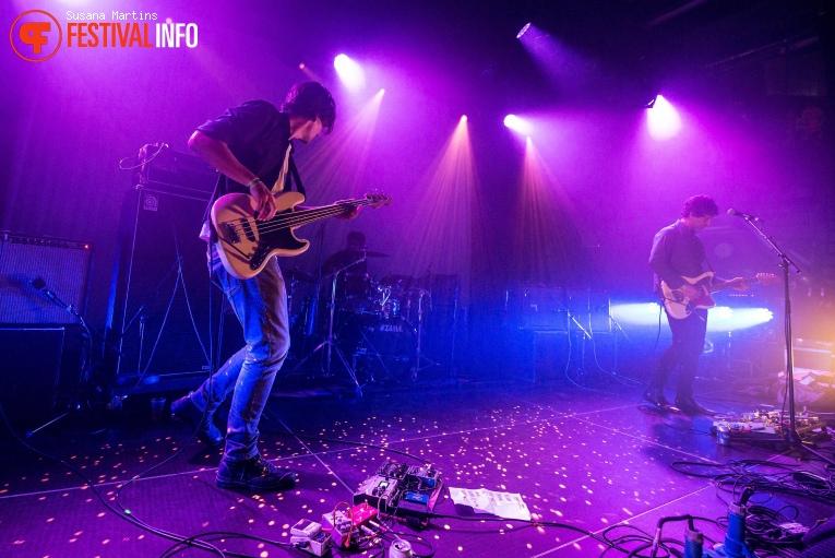 The Oscillation op Fuzz Club Eindhoven foto