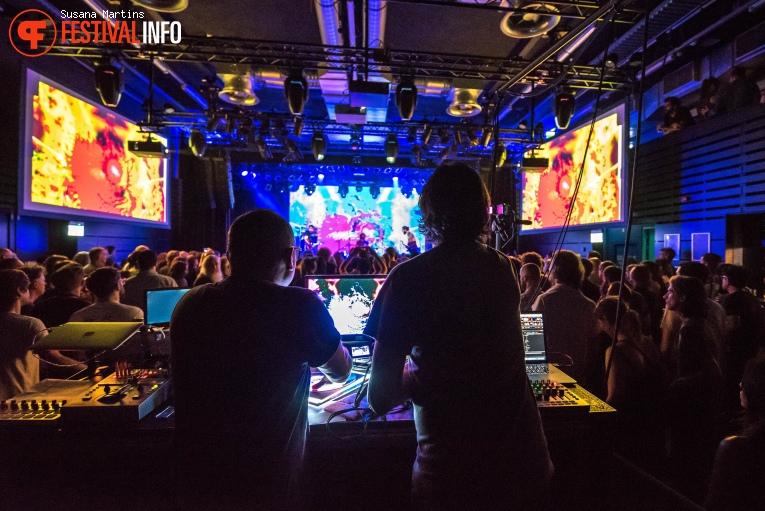 10 000 Russos op Fuzz Club Eindhoven foto
