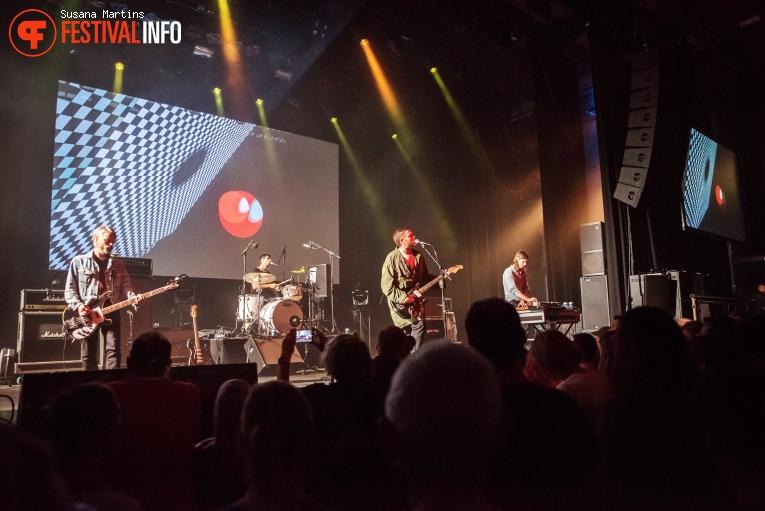 Les Big Byrd op Fuzz Club Eindhoven foto