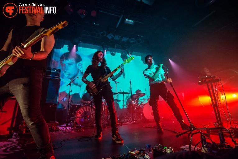 RMFTM op Fuzz Club Eindhoven foto