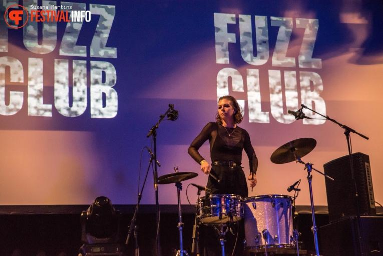The Underground Youth op Fuzz Club Eindhoven foto