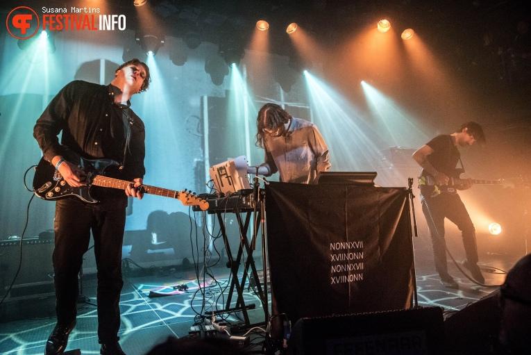 NONN op Fuzz Club Eindhoven foto