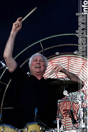 Foto Golden Earring op Arrow Classic Rock 2004