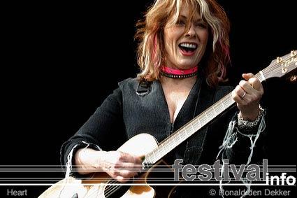 Heart (USA) op Arrow Classic Rock 2004 foto