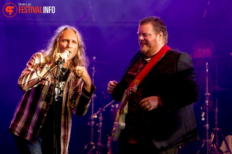 Foto Danny Bryant op Bluesrock Festival Tegelen 2019