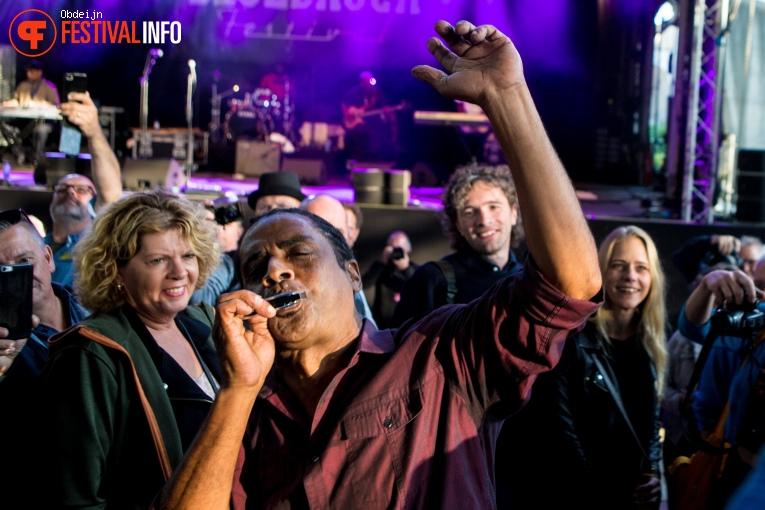 Kenny Neal op Bluesrock Festival Tegelen 2019 foto
