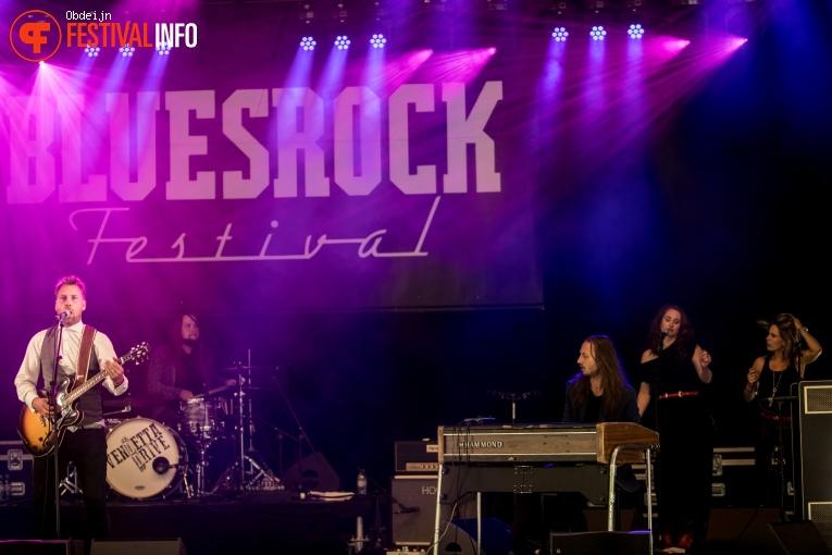 Vendetta Drive op Bluesrock Festival Tegelen 2019 foto