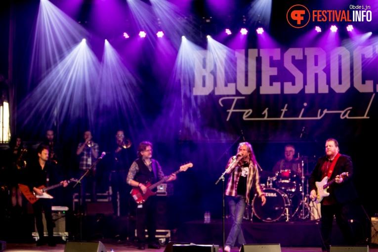 Danny Bryant op Bluesrock Festival Tegelen 2019 foto