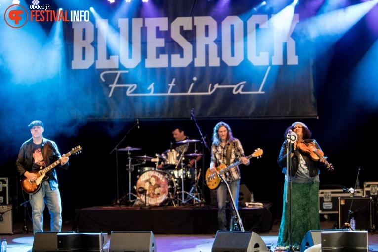Dede Priest op Bluesrock Festival Tegelen 2019 foto