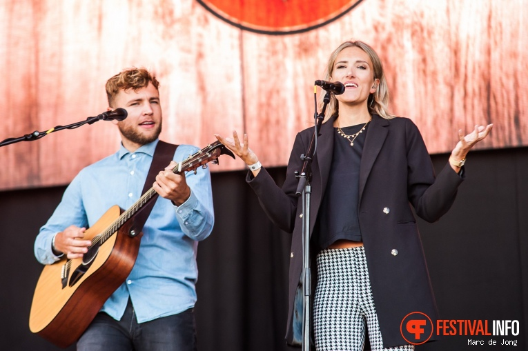 Foto Suzan & Freek op Live on The Beach 2019 - Zaterdag