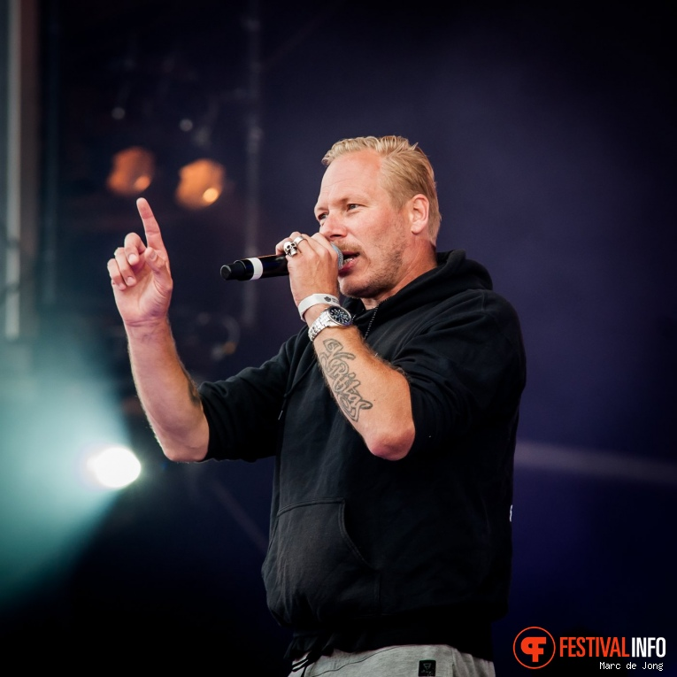 Foto Pat Smith op Live on The Beach 2019 - Zaterdag