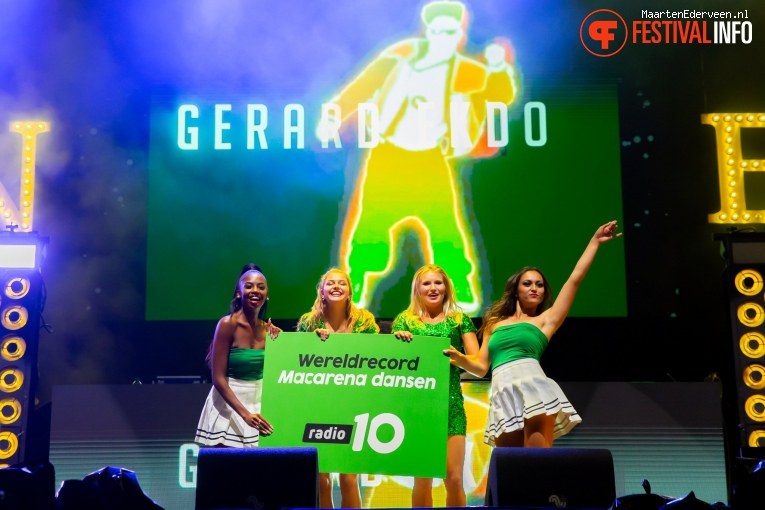 Foto Gerard Ekdom op Live on The Beach 2019 - Vrijdag
