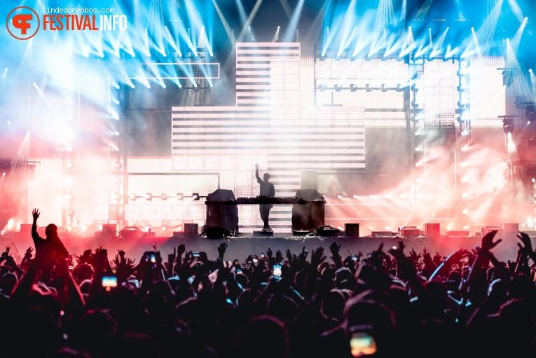 Martin Garrix op Lollapalooza Berlin - 2019 - Zondag foto