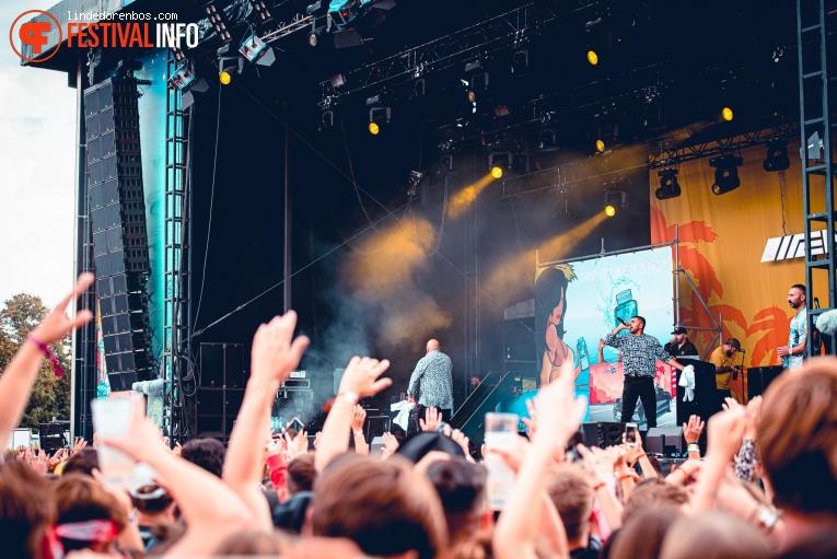 Eno op Lollapalooza Berlin - 2019 - Zondag foto