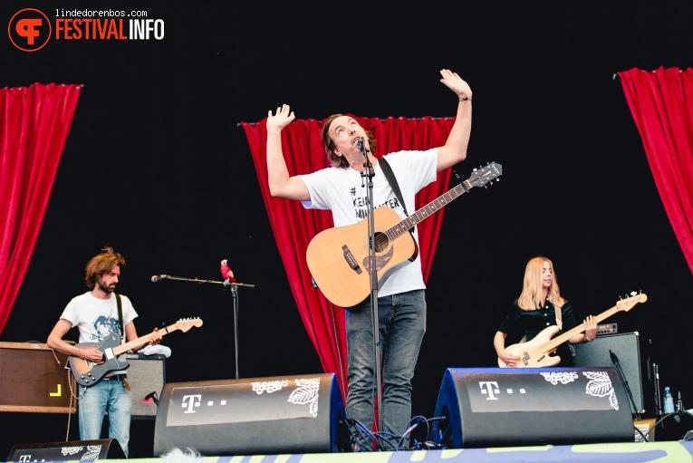 Olli Schulz op Lollapalooza Berlin - 2019 - Zondag foto
