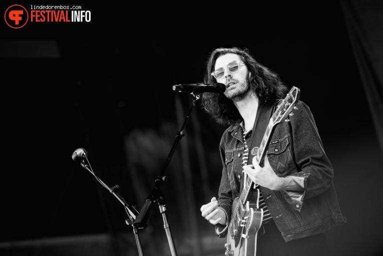 Hozier op Lollapalooza Berlin - 2019 - Zondag foto